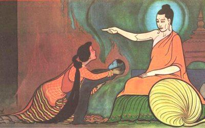 Buddha a horčičné semienka